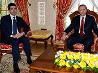 Erdoğan ile Barzani görüşmesi 1,5 saat sürdü