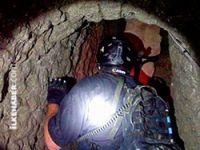 Meksika'dan ABD'ye uzanan tünel bulundu