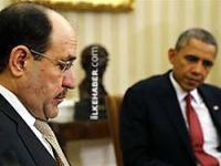 Maliki, Obama'dan silah istedi