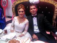 Leyla Zana'ın kızı evlendi