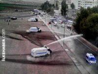 Nusaybin'de yürüyüşe polis müdahalesi