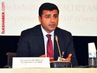 Demirtaş, Barzani'nin Diyarbakır ziyareti için ne dedi?