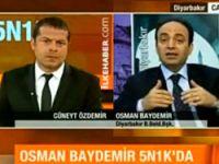 Baydemir: Türkiye'nin güneydoğusuna 'Türkiye Kürdistanı' diyoruz