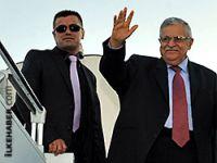Talabani'nin koruması öldürüldü