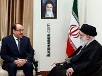 Hamaney ile Maliki Tahran'da görüştü