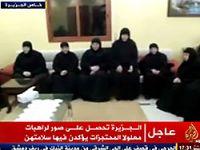 Muhalifler, rahibelerin görüntülerini yayınladı