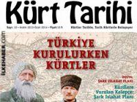 Kürt tarihi dergisi'nin 10. Sayısı bayilerde