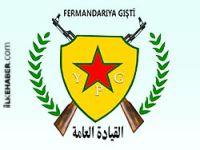 YPG'den Ürdün'lü pilot için başsağlığı mesajı