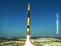 İsrail ABD ile birlikte füze denedi