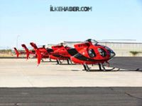 Kürdistan hükümeti 14 MD tipi helikopter satın alıyor