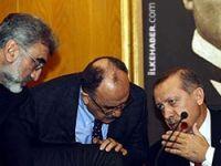 Başbakan Erdoğan'ın mikrofonu açık kalınca