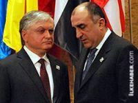 Fransa'da Azeri - Ermeni zirvesi