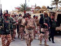 Irak ordusu Felluce'yi bombalıyor