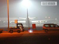 Uçağı kaçırmak isteyen yolcu gözaltına alındı