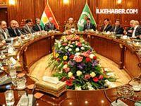 YNK Politbürosu Barzani ile görüştü