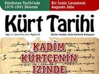 Kürt Tarihi dergisi kadim Kürtçenin izini sürüyor