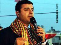 Demirtaş'ın ilk seçim bürosu Diyarbakır'da açıldı