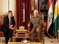 Mesut Barzani: Bağdat'ın tavrı savaş ilanıdır