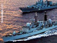ABD savaş gemisi rotasını değiştirdi