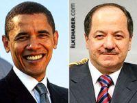 Ve Obama'dan Barzani'ye resmi davet