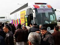 HDP, Karadeniz gezisini iptal etmek zorunda kaldı