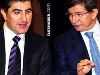 Davutoğlu-Barzani görüşmesi sona erdi
