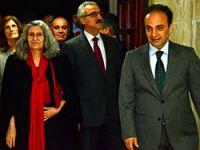 Hêro Talabani'den Baydemir'e ziyaret