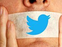 Twitter hesapları kapatıyor