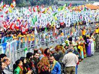 İstanbul'da Newroz coşkusu