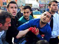 Van'da bir kişi polis kurşunuyla yaralandı