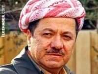 Barzani: Hiçbir peşmerge Kürdistan sınırlarından öteye geçmesin
