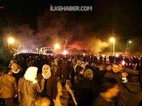 Viranşehir'de halkın bekleyişi devam ediyor