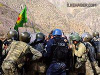 2 bin 600 rakımlı Mesken Dağı'nda protesto!