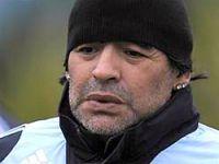 """Maradona: """"Umarım Tanrı beni yine kurtarır"""""""