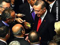 Başbakan ve BDP'li vekiller arasında ilginç sohbet