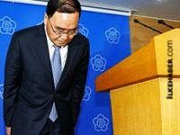 Güney Kore Başbakanı feribot felaketi nedeniyle istifa etti
