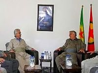 KCK ve PDK-İran Kandil'de görüştü