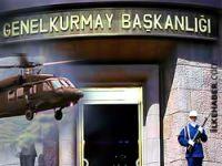 Genelkurmay: Helikoptere 4 adet mermi isabet etti