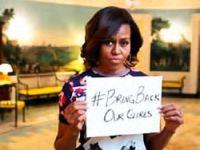 Michelle Obama'dan Bir İlk!