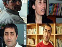 7 Kürt gazeteci tahliye edildi