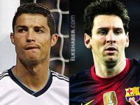Messi ve Ronaldo'dan Soma mesajı
