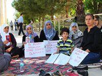 Aileler 1 Haziran'da oturma eylemini bırakmayı planlıyor