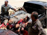 Serêkaniyê'de IŞİD katliamı