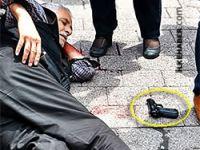 Video BDP'lilere silahlı saldırı