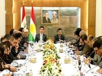 Neçirvan Barzani: Irak bütçesinin %17'si Kürdistan'a ait