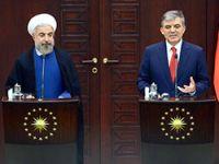 Gül ile Ruhani'den ortak basın toplantısı