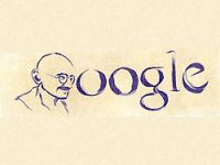 "Google'ın ""G""si ""Gandi"" oldu"