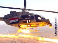 Irak uçakları peşmergeleri bombaladı: 6 ölü