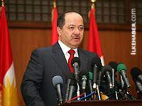 Barzani, Kürdistan'a döndü