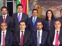 Federal Kürdistan'da yeni hükümet kuruldu